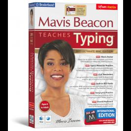Mavis Beacon Teaches Typing