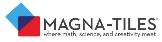 Magna-Tiles Logo exxtended