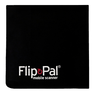 Flip-Pal cleaning cloth