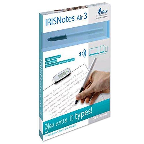 IRISNotes 3 Air Box