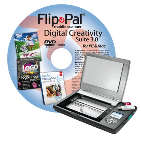 Flip-Pal Digital Creativity Suite
