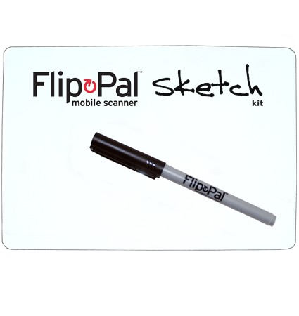 Flip-Pal Sketch Kit