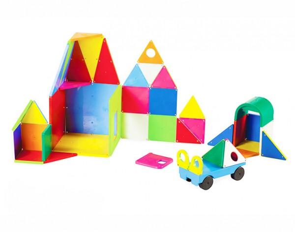 Magna-Tiles 48 Solid