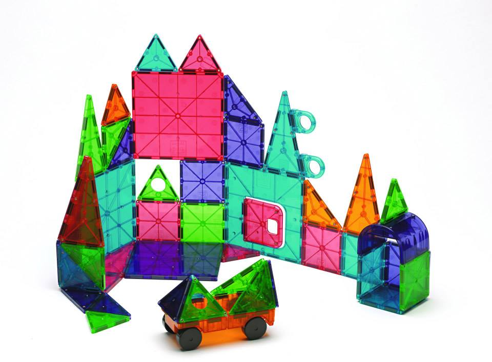 Magna-Tiles 48 Clear