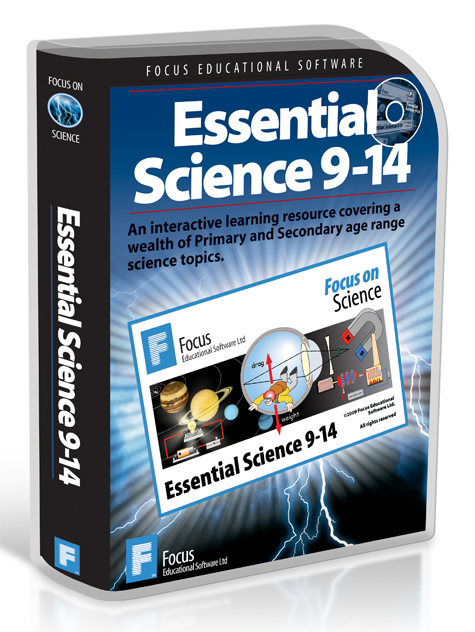 Focus Science Software: Essential Science 9-11