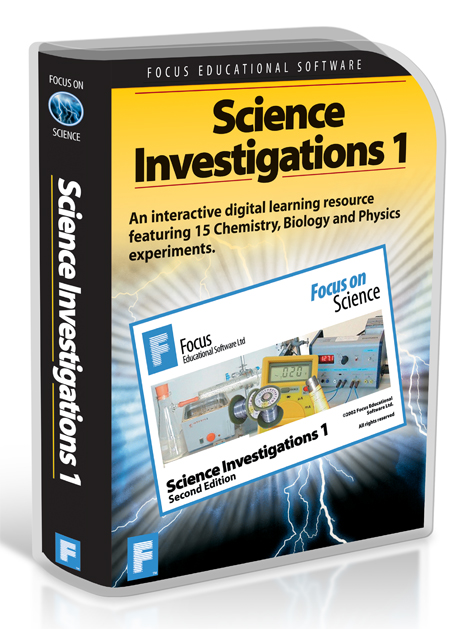 Focus Science Software: Science Investigations