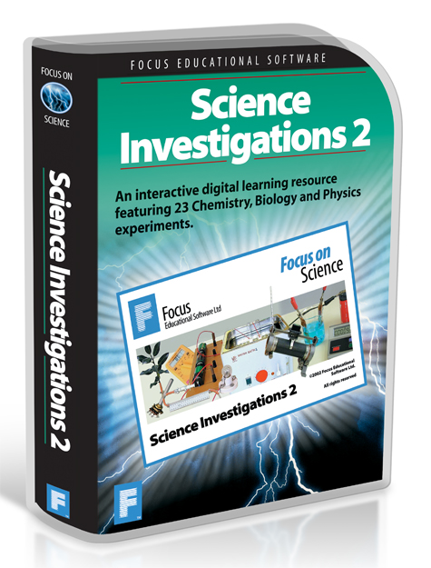 Focus Science Software: Science Investigations 2